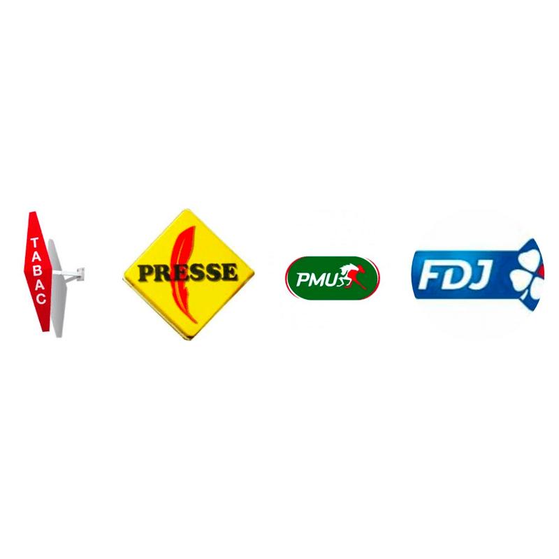 Logo Bureaux de tabac